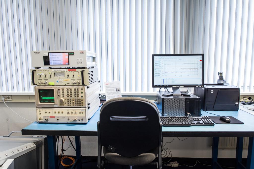 RadiMation voert de testen geautomatiseerd uit.
